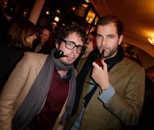 Eric et Quentin (Le Petit Journal) au cinéma en 2015