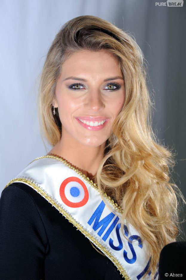 camille cerf d couvrez le petit ami de miss france 2015. Black Bedroom Furniture Sets. Home Design Ideas