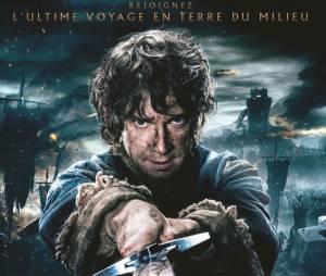 Le Hobbit, la Bataille des Cinq Armées en salles à partir du 10 décembre 2014