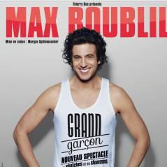 Max Boublil : un Grand Garçon, ou presque, dans son nouveau spectacle