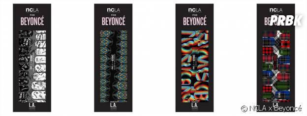 Beyoncé : des stickers pour ongles NCLA