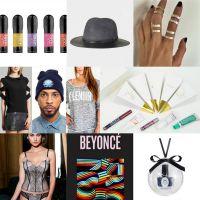 Chapeau, stickers Beyoncé, bague, lingerie... 8 idées de cadeaux mode et beauté pour Noël 2014