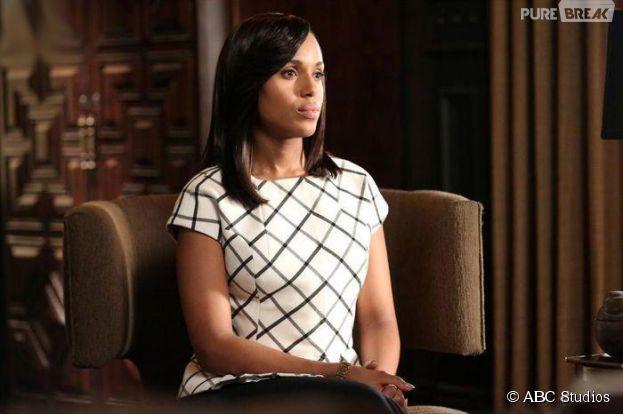 Olivia bientôt enceinte dans Scandal ?
