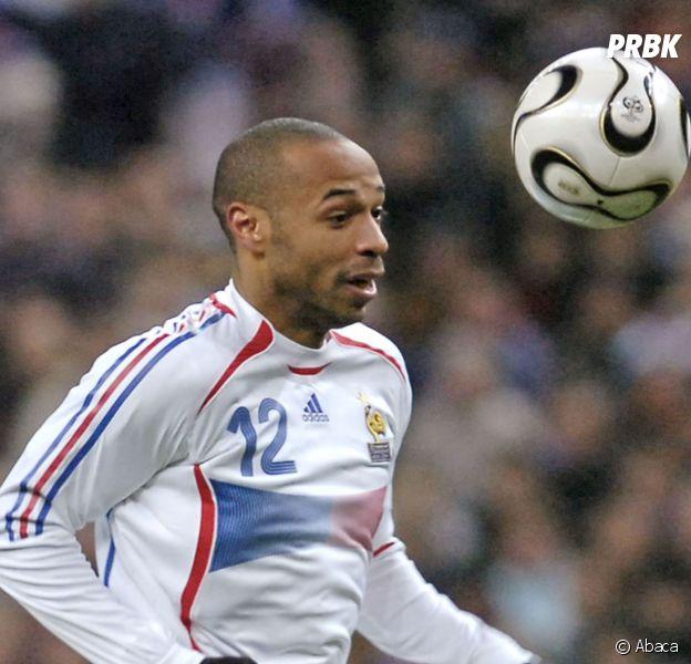 Thierry Henry à la retraite : il devient consultant sportif