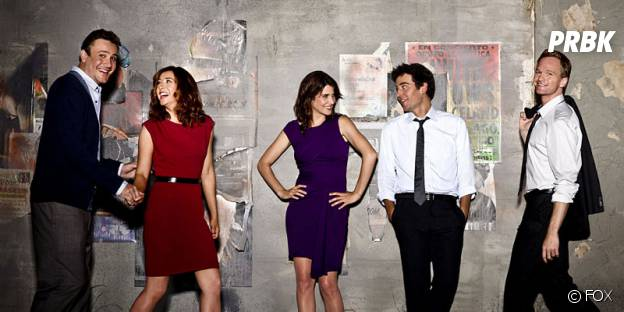 How I Met Your Mother : fin de la série en 2014