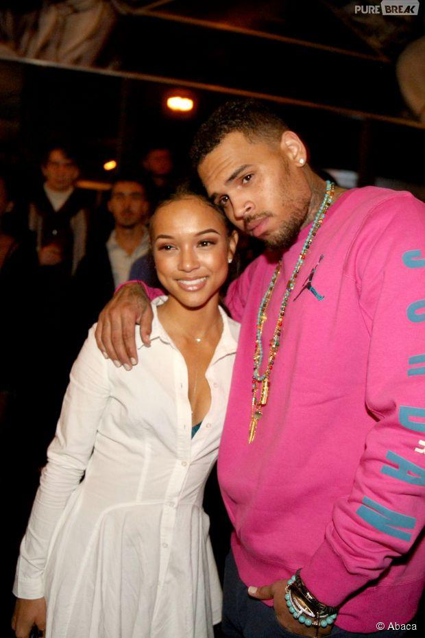 Chris Brown et Karrueche Tran fiancés ?