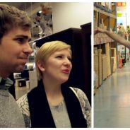 Ivre, il rejoue la choré de Chandelier de Sia dans un magasin IKEA