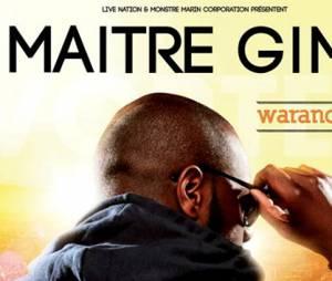 Maitre Gims : de retour avec le Warano Tour en 2015 pour une série de concerts