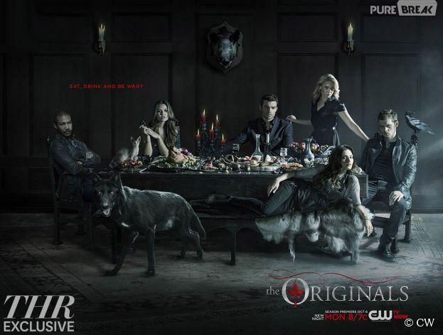 The Originals renouvelée pour une saison 3
