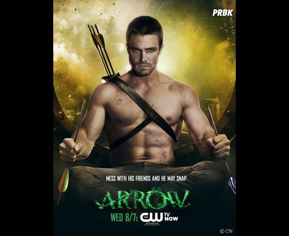 Arrow renouvelée pour une saison 4