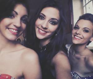 Miss Prestige National 2015 est Margaux Deroy, Miss Flandre, jolie brune de 19 ans
