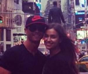 Cristiano Ronaldo et Irina Shayk : vacances en couple à New York le 19 juin 2013