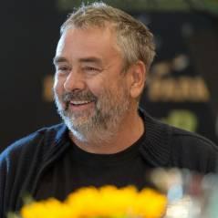 Luc Besson honoré par les César avant la cérémonie 2015