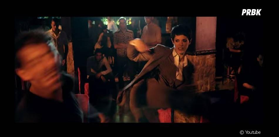 Lorie Pester adepte du kung-fu dans la bande-annonce du film Algérie pour toujours