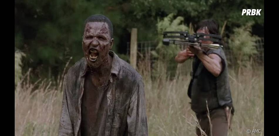 The Walking Dead saison 5 : massacre de zombies à venir