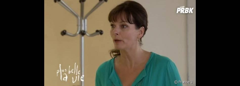 Plus belle la vie : Blanche face au retour de Franck