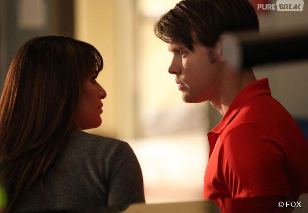 Glee saison 6, épisode 5 : un rapprochement pour Rachel (Lea Michele) et Sam (Chord Overstreet) ?