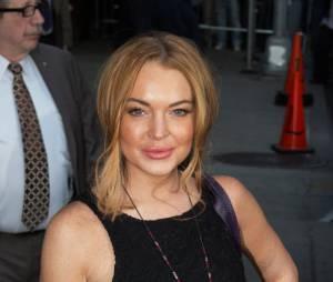 Lindsay Lohan : sa soudaine taille de guêpe fait polémique sur Instagram