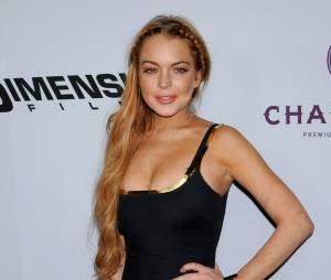 Lindsay Lohan s'est affiché plus svelt que jamais sur Instagram