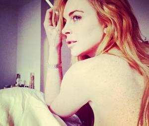 Lindsay Lohan a-t-elle retouché une photo Instagram partagée le 24 janvier 2015 ?