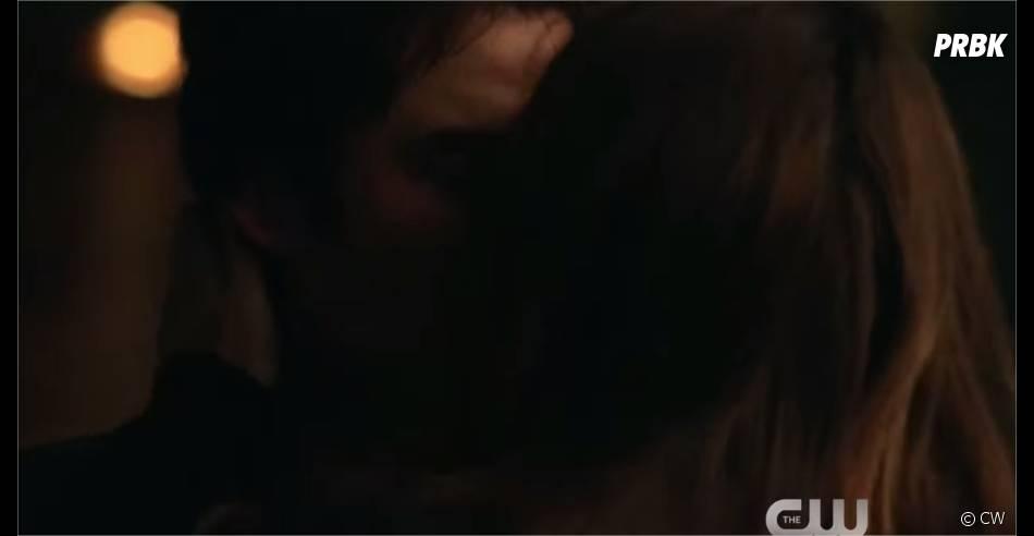 The Vampire Diaries saison 6, épisode 12 : enfin un baiser entre Elena et Damon