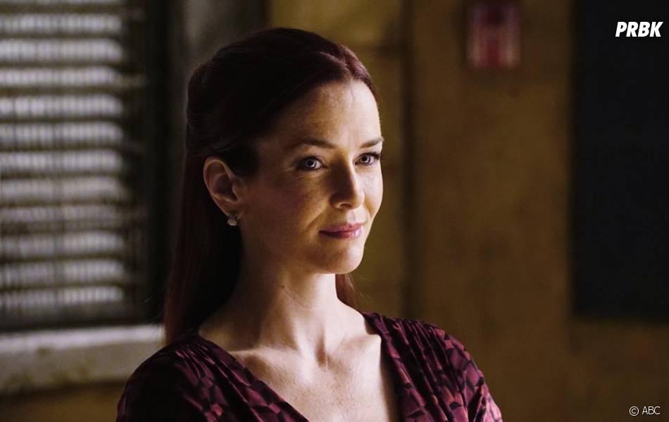 Castle saison 7 : Kelly Nieman arrêtée ?