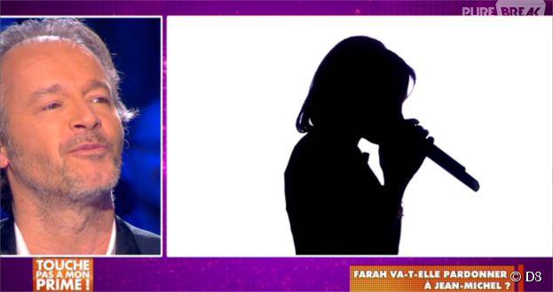 Farah, la petite amie de Jean-Michel Maire, est passée sur le plateau de Touche pas à mon prime, le 28 janvier 2015