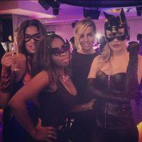 Gaëlle (Les Ch'tis) : Catwoman sexy pour son anniversaire