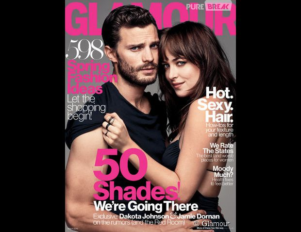 Fifty Shades of Grey : tournage douloureux pour Dakota Johnson et Jamie Dornan