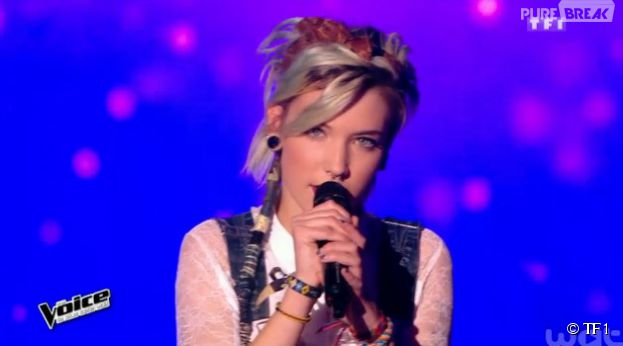 "The Voice 4 : Madeleine reprend ""Habits Stay High"" de Tove Lo"