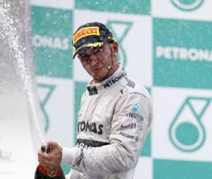 Lewis Hamilton aurait rompu avec Nicole Scherzinger