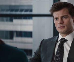 Fifty Shades of Grey : nouvel extrait de la scène de l'interview avec Dakota Johnson et Jamie Dornan