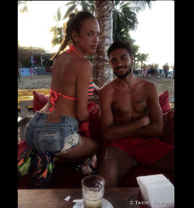 Vanessa Lawrens et Julien Guirado bientôt parents
