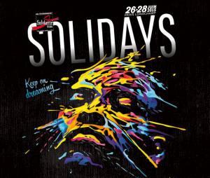 Le festival Solidays 2015 se tiendra du 26 au 28 juin prochain à l'hippodrome de Longchamp (Paris)