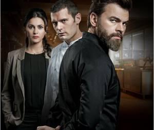 Chefs : Hugo Becker dans la série de France 2