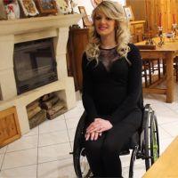 Bientôt une Miss en fauteuil roulant ? Laurana Duhamel, paraplégique, en rêve