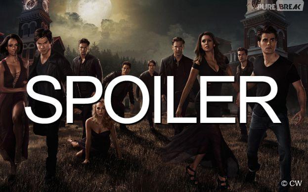 The Vampire Diaries saison 6, épisode 14 : un mort, un départ et un baiser au programme