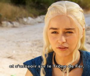 Making-of de la saison 4 de Game of Thrones