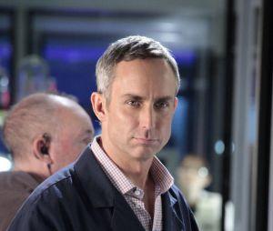 Les Experts saison 14 : David Hodges sur une photo