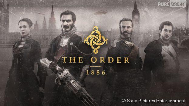 The Order 1886 est disponible sur PS4 depuis le 20 février 2014