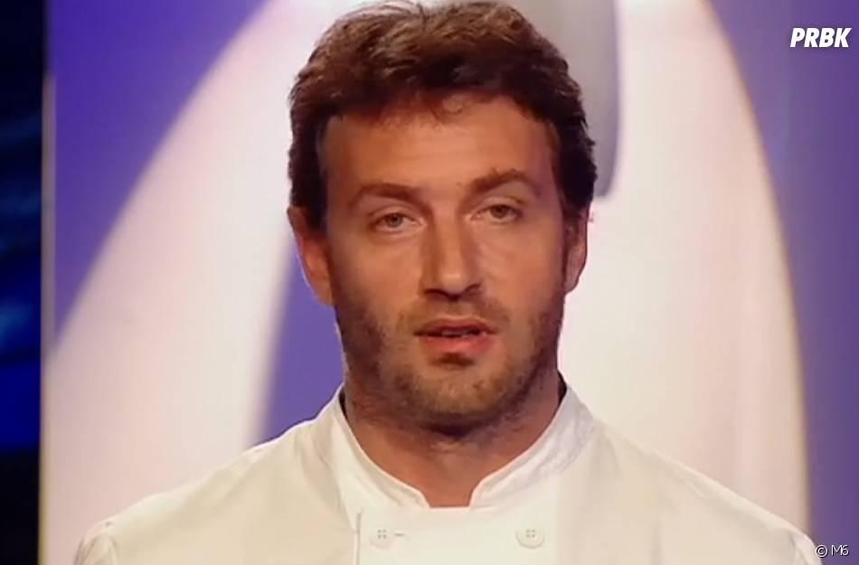 Top Chef 2015 : Julien Machet éliminé dans l'épisode 5 diffusé le lundi 23 février, sur M6