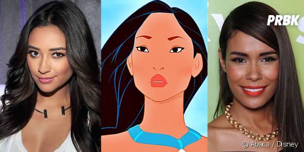 Shay Mitchell ou Daniella Alson pour jouer Pocahontas dans Once Upon a Time ?