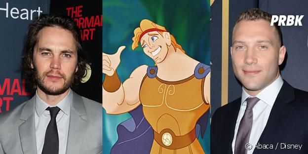 Taylor Kitsch ou Jai Courtney pour jouer Hercule dans Once Upon a Time ?