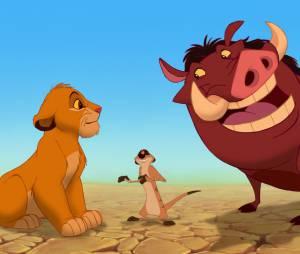 De quelle couleur est la robe façon Le Roi Lion