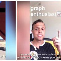 Voici le premier CV réalisé sur Snapchat... pour bosser chez Snapchat !