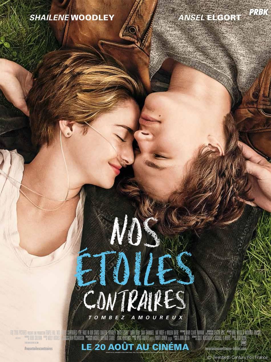 Shailene Woodley et Ansel Elgort nommés aux MTV Movie Awards 2015