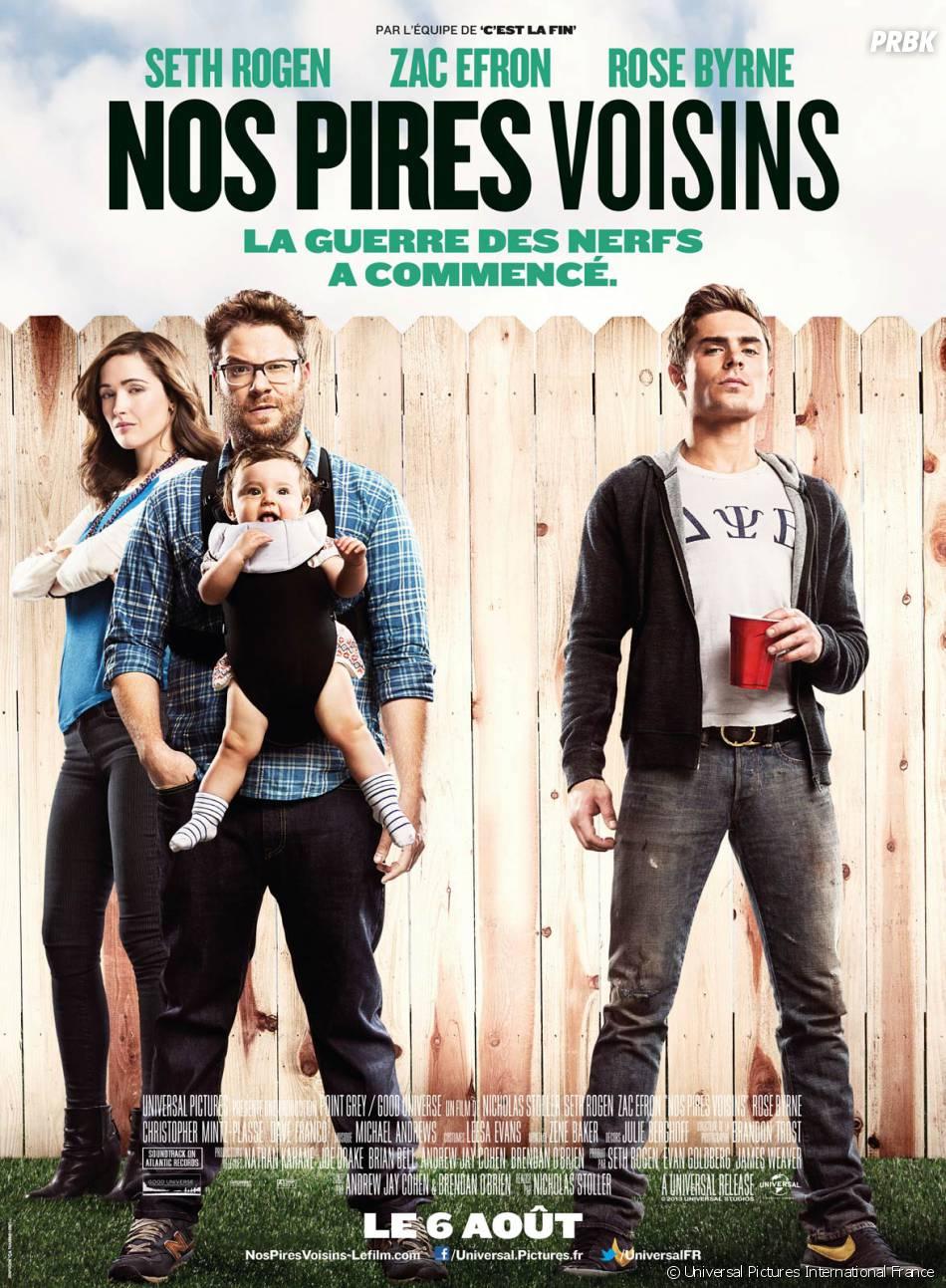 Nos pires voisins nommé aux MTV Movie Awards 2015