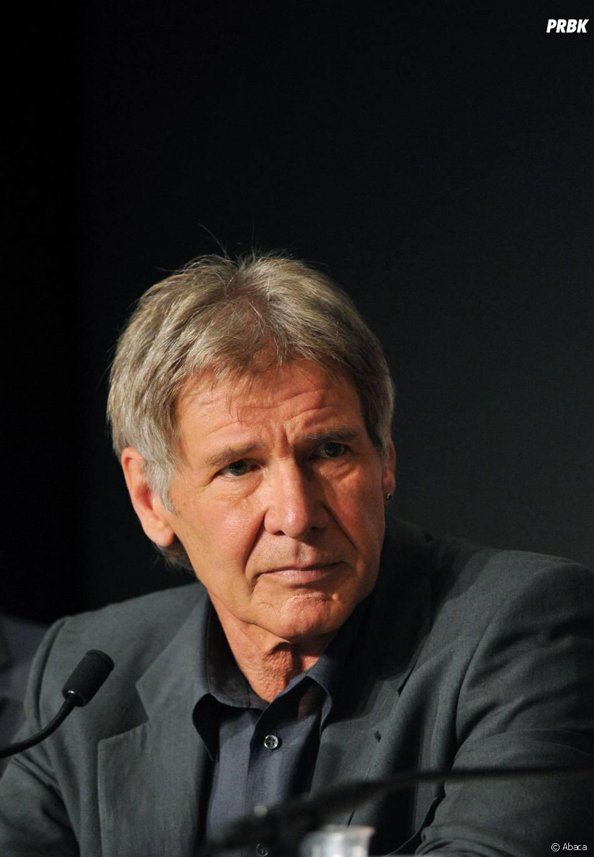 Harrison Ford blessé après le crash d'un avion à Los Angeles le 5 mars 2015