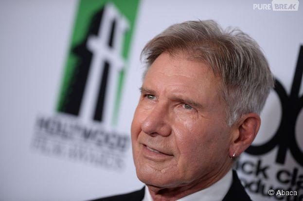 Harrison Ford victime d'un crash d'avion, il s'en sort avec quelques blessures