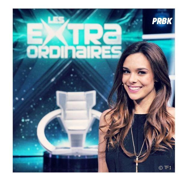 Marine Lorphelin : ses premiers pas d'animatrice dans Les Extra-ordinaires sur TF1